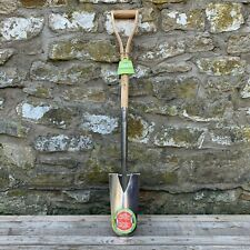 Burgon & Ball RHS Transplanting Spade - Garden Planting Shovel - Stainless Steel