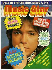 MUSIC STAR Magazine 6 Oct 1973 Queen Marc Bolan Gary Glitter David Cassidy Sweet