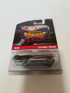 Hot Wheels Larry's Garage '51 Le Sabre Concept Real Riders 18/39