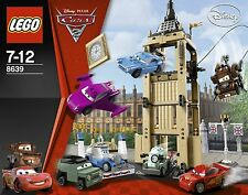 LEGO 8639 Cars Big Bentley Bust Out 743 Pieces Set CARS 2 Movie New