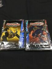 TOPPS Jakks Pacific Monsuno Trading Card game packs x 2 sealed - (6348)