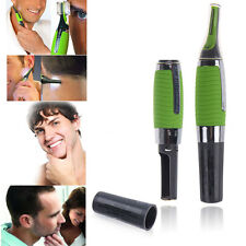 Micro Touch Max Nose Ear Neck Eyebrow Hair Trimmer Groomer Remover All-in-One