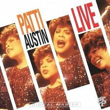 Patti Austin Live (1992) [CD]