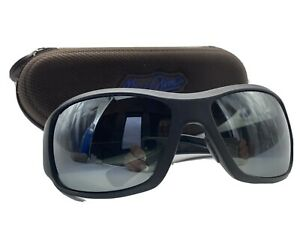 Maui Jim Bkack sunglasses Nine Palm MJ255 RRP $299