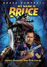 MY NAME IS BRUCE (LIMITED EDIT - CAMPBELL,BRUCE  2 DVD NEW