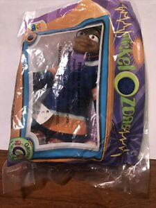 "Vintage 1998 Burger King Nickelodeon NickelOzone (Cousin Skeeter) 5"" Plush Doll"