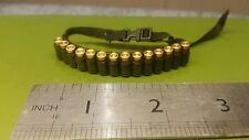 """Escala 1/6 Bbi Blue Box cartuchos de escopeta + Cinturón de 12 """"figura de escopeta"""