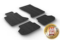 Design Passform Gummimatten Gummi Fußmatten BMW 5er Limousine & Touring F10 F11