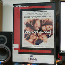 Mustang DVD Turkish Foreign Film with English Subtitles Ex library free shipping