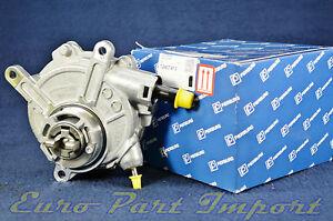 Mercedes-Benz Engine Cylinder Head Brake Vacuum Pump + Seal Pierburg Germany OEM
