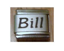 9mm Classic Size Italian Charm  Names  Name Bill