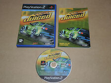 JUICED complete in box with manual PS2 Playstation PAL game