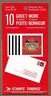 Canada - Booklet Pane of 10 - Christmas (Nativity): Rebirth #1297a (BK119) - MNH