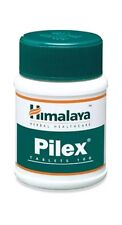 Herbal Himalaya   Pilex Shrink Piles Hemorrhoids Fissures Controlled Bledding