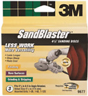 ORGL-4684825-SandBlaster 9677 Multi-Layer Assorted Grinding Disc Kit, 3 Pieces,