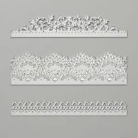 Stampin Up, Delicate Lace Edgelits Dies
