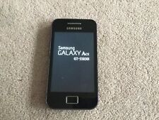 Samsung Galaxy Ace Black S5830i 3G (Android Smartphone) O2