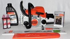 Stihl MS 180 C-BE Motorsäge/40cm mit ErgoStart und Kettenschnellspannung +GRATIS