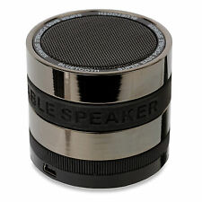 Wireless Bluetooth Mini Lautsprecher Speaker kabellos tragbar Bass Handy mp3 SD