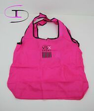 NWT Victoria's Secret VSX NYLON PINK PACKABLE GYM TOTE BAG  TB11