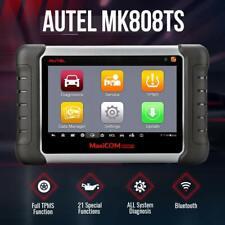 AUTEL OBD2 Car Diagnostic Tablet Scanner MK808TS TPMS Full System Key ECU Coding