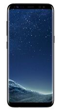 Samsung Galaxy S8 - 64GB - Midnight Black (Ohne Simlock) Smartphone