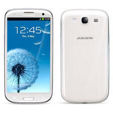 Samsung Galaxy S III i9300 16GB White (AT&T) Smartphone CLEAN ESN