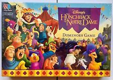 Disney Hunchback of Notre Dame : Dominoes Game : New : Milton Bradley