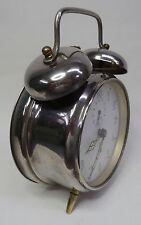 antique alarm clock - Mechanischer Wecker Tischuhr Mauthe Uhr  ~ 30er