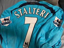 Tottenham FC Match Worn Stalteri #7