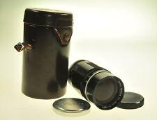 Canon 135mm F3.5 Rangefinder Camera Lens Leica Screw Mount