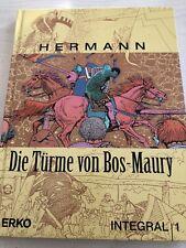 Die Türme von Bos-Maury Gesamtausgabe Band 1 sehr Gut