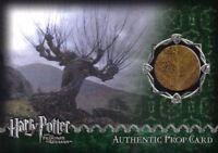 Harry Potter Prisoner Azkaban Update Whomping Willow Prop Card HP #082/172