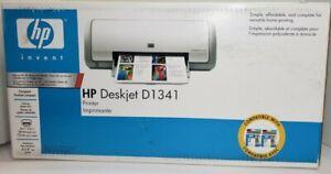 HP Deskjet D1341 Digital Photo Inkjet Printer-Brand new unopened box