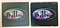 LOT of 2 Belly EP CDs (Playtested) Feed The Tree & Gepetto Remix Disc 2(Import)