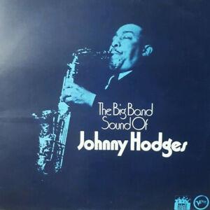 Vinyl LP: Johnny Hodges And The Ellington Men Big Band Verve UK Reissue 2317077