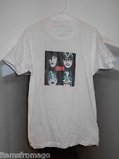 1979 Original KISS AUCOIN Heat Transfer Iron On Vintage Shirt - DYNASTY ALBUM