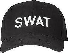SWAT CAP - POLICE FANCY DRESS ACCESSORIES