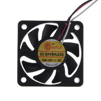 22.84 CFM 50mm Low Noise Silence Durable PC Case Fan Cooler Cooling New