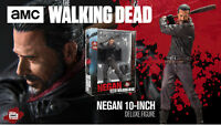 McFARLANE THE WALKING DEAD - NEGAN WITH LUCILLE - 25cm DELUXE FIGUR - NEU/OVP