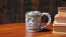 Medieval Templar Crusader Knight 3D Mug. Knight of The Cross Coffee Mug