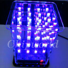 3D LED LightSquared 4x4x4 2*5*7MM LED Cube White LED Blue Ray DIY Kit module