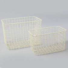 Wire Vintage/Retro Decorative Baskets