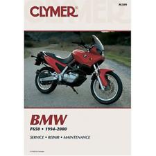 Clymer Workshop Manual BMW F650 Funduro ST Strada SE 1994-2000 Service & Repair