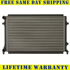 Radiator For 2005-2014 Volkswagen Jetta Rabbit Golf Audi TT Quattro 2.5 2.0 3.2