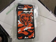 NFL BEARS Camo iPhone 5 / 5s / 5se Hard 3D Case by Forever Collectibles