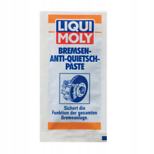 Liqui Moly 3078 Bremsen-Anti-Quietsch-Paste 10g Korrosionsschutz