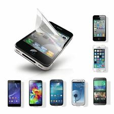 3 x Screen Protector Film Cover Easy Application for iPhone Galaxy HTC