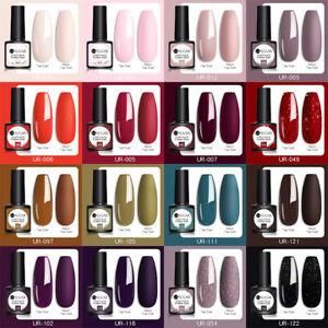 UR SUGAR 122 Colors Nail Gel Polish Soak Off UV LED Base Top Coat Nail Varnish