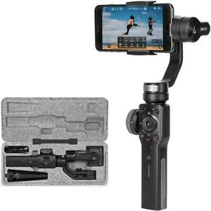 Zhiyun Smooth 4 3-Axis Handheld Gimbal Stabilizer Focus Pull & Zoom Capability